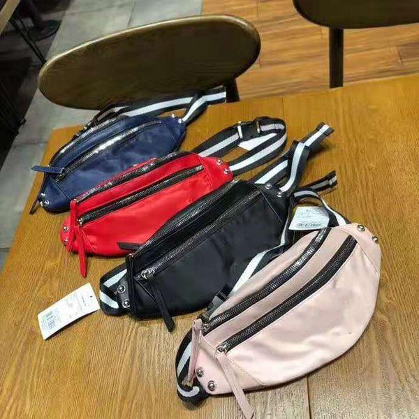 Designer Waist Bag crossbody Bags best selling New Embroidery Chest Bag Mens Fashion Sport Unisex Single Shoulder Bags newest B103361D