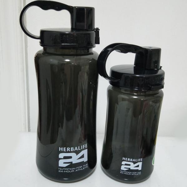 1l 2l 1000ml 2000ml Oversized Water Bottle Frozem Portable Space Bottle Herbalife Sports Nutrition Custom Shaker Bottle C19041601