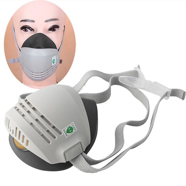 Anti-Dust Gas Respirator Mask fr Welder Welding Paint Spraying Cartridge Hot
