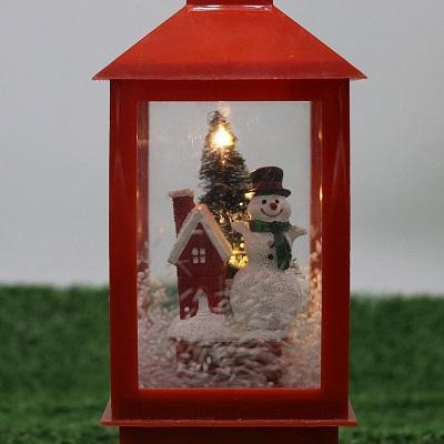 solar Outdoor Garden Decorated Lanterns, Christmas Lights, Christmas Decorations, Christmas House Snowman Decoration