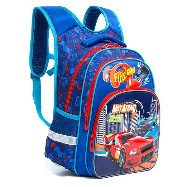 Cars Kids School Backpacks Transport Backpack for Boys Kids Boys Backpack