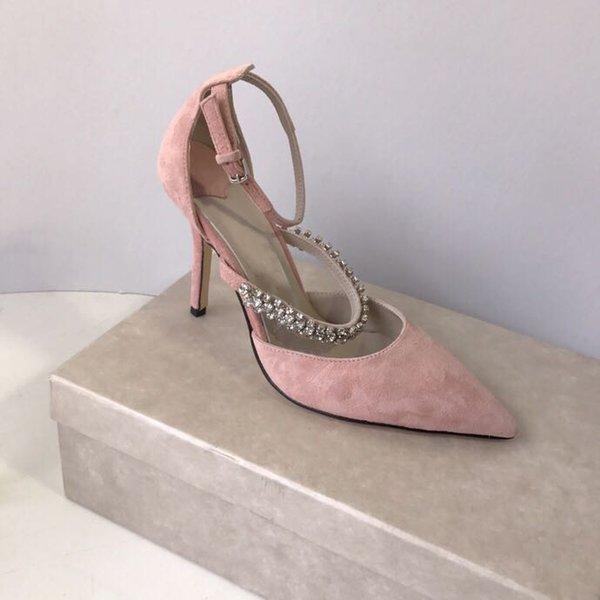 Rosa Buckle Heels