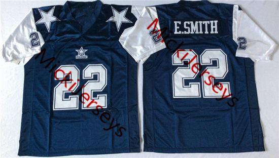 22 Emmitt Smith Dal