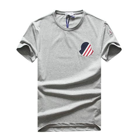 HOT Fashion Brand M And Rooster Logo Men's T-Shirts MON018 France famous Designer Summer short sleeve Tshirt Luxurys Women tees Man Tops