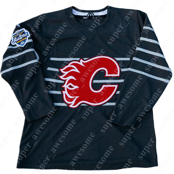 Calgary chamas cinza