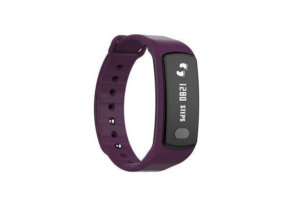 Sports bracelet X7 health bracelet smart bracelet heart rate monitoring waterproof fitness tracker with vibration alarm clock / Bluetooth wi