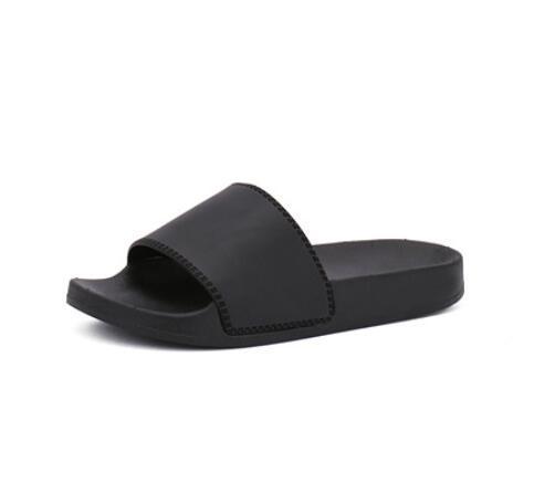Men Summer Slippers Flip Flops Beach Slides Outdoor Slides Beach Sandals Fashion Slippers Flat Thick Heel Lover Sandals #8329