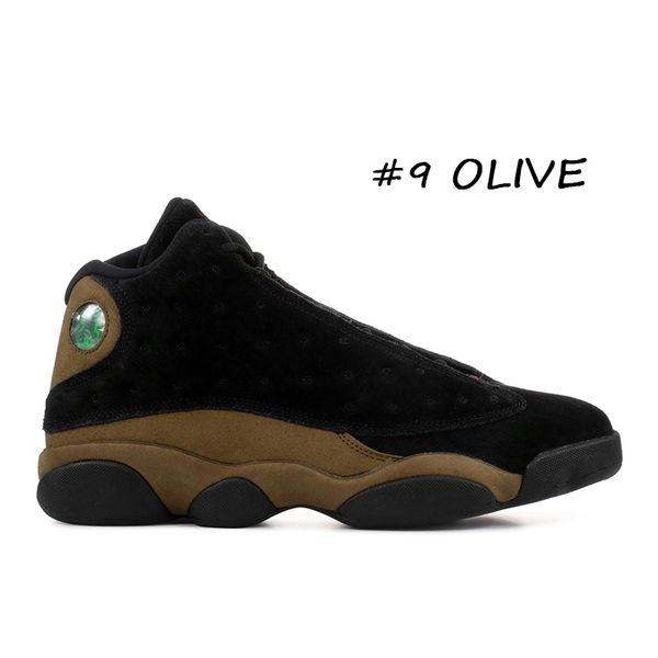#9 OLIVE