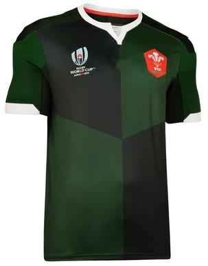 WALES HOME RUGBY WORLD CUP 2019 JERSEY Japan rugby World Cup WALES RUGBY RWC 2019 ALTERNATE SUPPORTER JERSEY Size S-XXXL (can print)