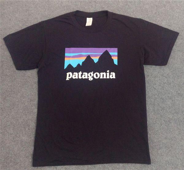 Schwarz Weiß Mode Sommer Männer T Shirts Sommer Baumwolle Tees Skateboard Hip Hop Streetwear T-shirts Freies Verschiffen