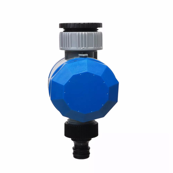 top popular Aqualin Garden Automatic Irrigation Mechanical Watering Controller Timer Faucet Hose Shutoff No Batteries Required 2021