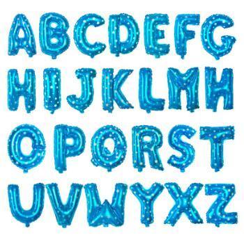 lettre bleue