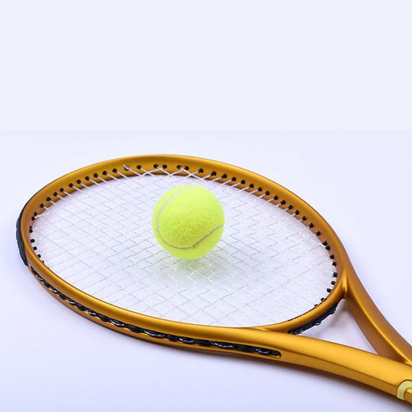 Tenis erkekler ve kadınlar Tenis Raketi Raket Raketleri raquete de tenis Karbon Fiber Üst Malzeme dize
