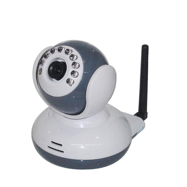 1V1 2.4GHz Digital Wireless Baby Monitor 7 inch LCD Display Video 2-way Talk Camera Security Camera System 4 Channels