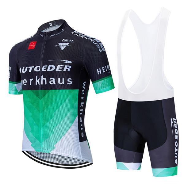 Nuovo 2020 Autoeder Werkhaus Cycling Team Maglia asciutto rapido manica corta usura bicicletta Ropa Ciclismo mens bicicletta fondali Maillot abbigliamento
