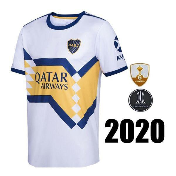 2020 de distância + patches - homens