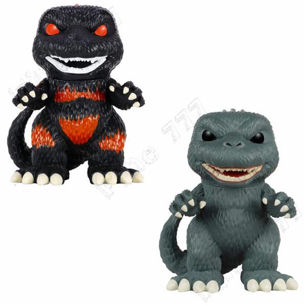 Funko POP 239 # Godzilla Dinosaur Monster Anime Figure Action Figures Regali di Natale Giocattoli Regali di compleanno Doll Nuovo Arrvial PVC