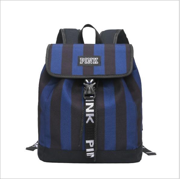 azul e preto