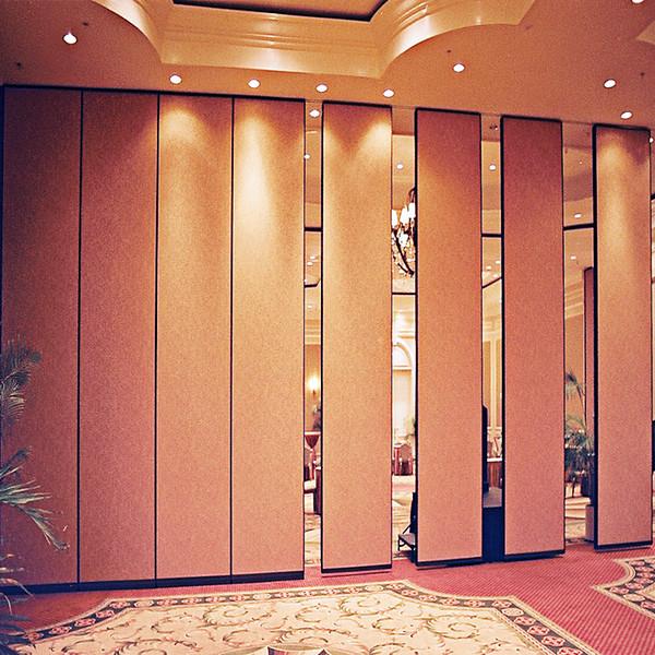 Sala Banchetti insonorizzate gesso di alta qualità prezzo di fabbrica buona Conference Hall pieghevoli mobili pareti divisorie per il centro sportivo