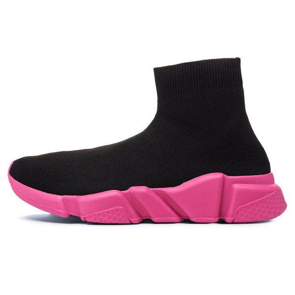 A6 Black Pink 36-40