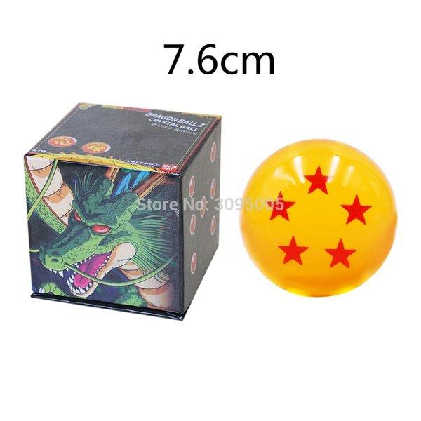 7,6 centímetros O 5S Com Box