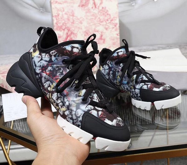Paris Triple-S Leisure Shoes Luxury Platform Triple S Sneakers Men Women Chaussures Old Grandpa Trainer 35-41