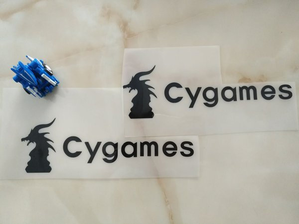 top popular New Season 2018 19 Cygames logo Cygames Sponsor for Juvnts Serie A Cygames back Sponsor free shipping 2021