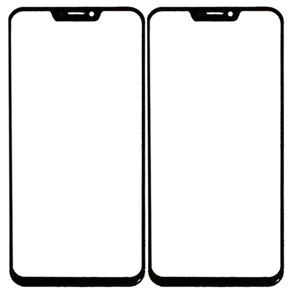 White/Black/Gold Replacement Parts Outer Screen Front Glass Cover LCD Touch Screen Lens For lenovo zuk z5