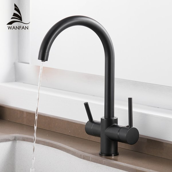 2019 Kitchen Faucets Waterfilter Taps Kitchen Faucets Mixer Drinking Water  Filter Faucet Kitchen Sink Tap Water Tap WF 0180 From Crystalstory, $182.89  ...