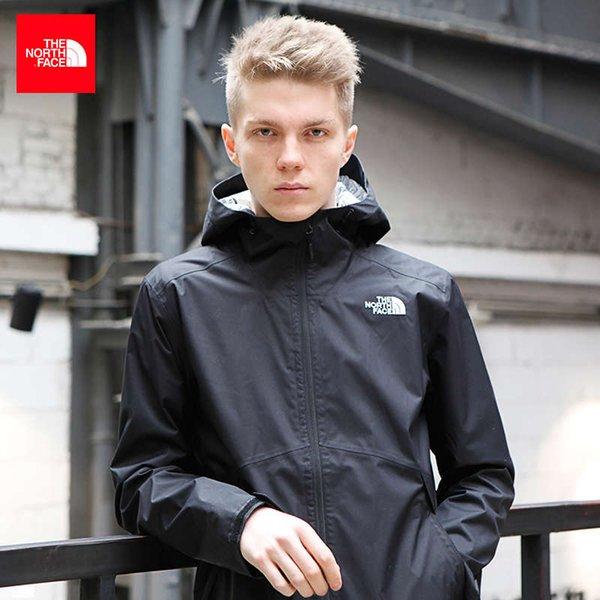Novos esportes Casal jaqueta casaco com capuz zipper Trench coat