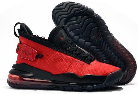 2019 New Jumpman 23 x Designer 720 Triple Black China Scarpe a rulli rossi per scarpe sportive da uomo di alta qualità all'aperto Sneakers Scarpe taglia 40-46 03