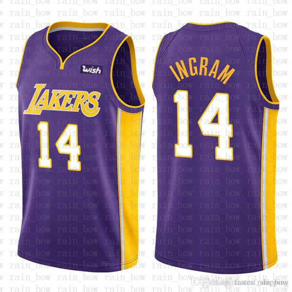 huge selection of e81d6 702d1 2019 $9.99 Cheap SALE Top 2016 Mens 2 Lonzo Ball Los Angeles JERSEYS Lakers  Jersey Mens Kids Youth Basketball Jerseys From Good_sports_shoes, &Price;  ...