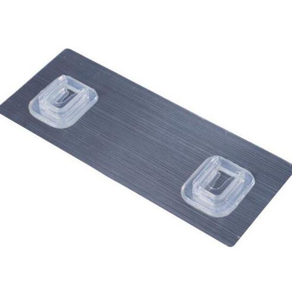 1pc Storage Rack For Bathroom Kitchen Organizer With Stick Cupboard Hanging Storage Holder Basket Shelf Hanger