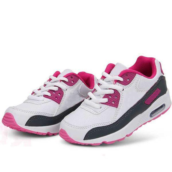 Großhandel Schuhe Für Kinder Jungen Turnschuhe Gummi Kinder Fabrik Neue 2018 Kinder Schuhe Jungen PU Leder Mädchen Schuhe Sport Turnschuhe 25 41 Von