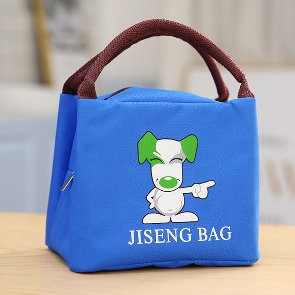 Summer Portable Picnic bag Lunch Isothermic Bags Ice Packs 5 styles Character Daily Storage Bag wholesale Free shipping