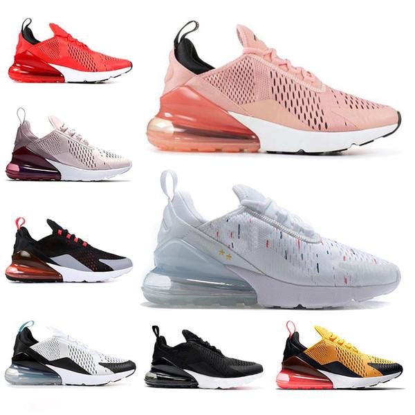 2019 Hot Schuhe für Männer Frauen SOMMER GRADIENTEN triple schwarz BARELY ROSE weiß rot Tiger atmungsaktive Herren Trainer Outdoorschuh Turnschuhe laufen