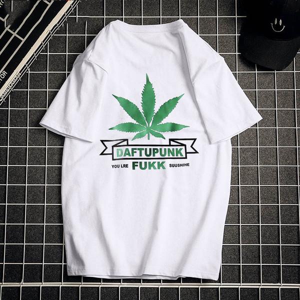 T-shirt pour hommes 2019 été nouvelle arrivée mode décontractée à manches courtes t-shirt respirant doux lettre imprimer en vrac mince hommes tissu mélange de coton M-6XL