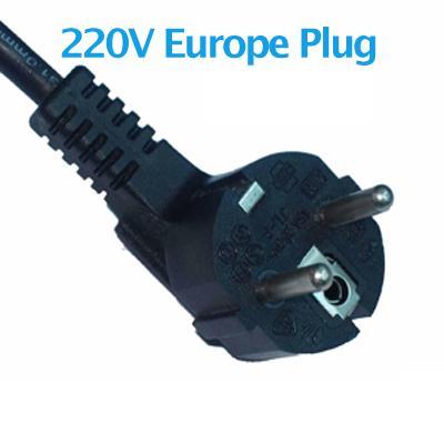 220V Europe штепсельной вилки