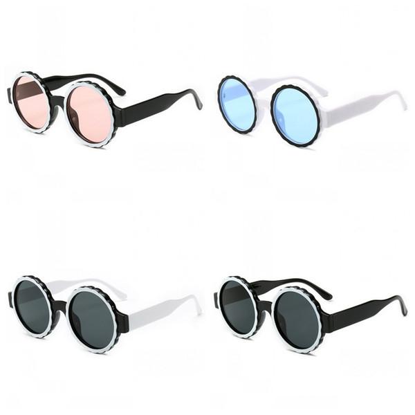 Kaleidoskop Muster Sonnenbrillen Weibliche Meer Eye Glassommer Sun Proof Brillen Bunte Multi Farbe Die Neue Bardian 6nq C1