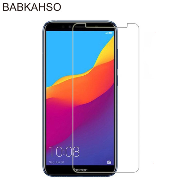 New Tempered Glass for Huawei Honor 7C AUM-L41 5.7