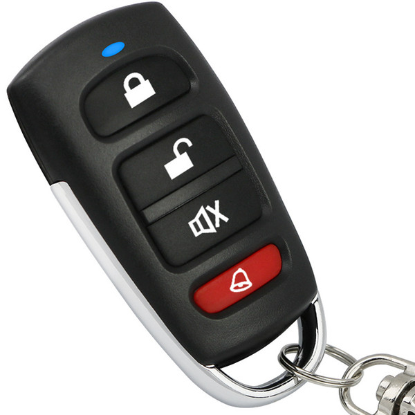 433,92 Mhz Wireless Remote Control Duplicator Copy 433 mhz Telecomando codice fisso per garage universale Porta Gate Key Fob comando garage