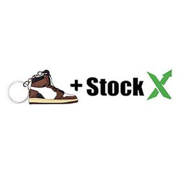 avec un stock x + porte-clés