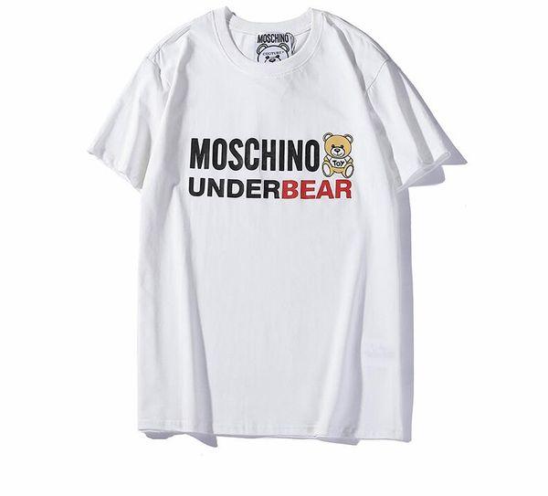 Yeni sıcak satış 2019 Moda Tasarım erkekler Casual Pamuk Yılan ve şerit kısa kollu T Shirt