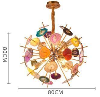 Diamètre 80cm 24 lumière