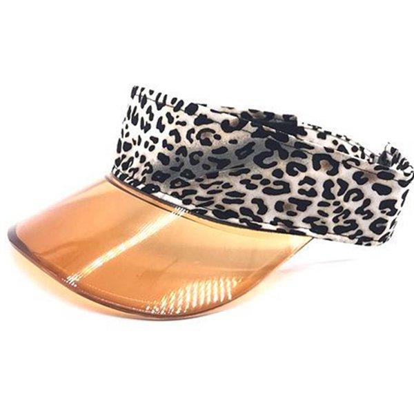 El grano del leopardo amarillo