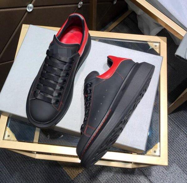 #7 black red
