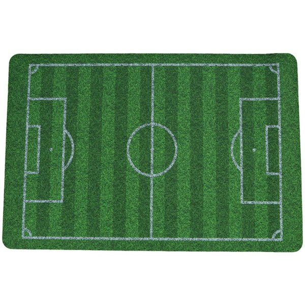 Чемпионат мира по футболу футбольная площадка передняя ванная комната кухня гостиная футбольный коврик для газона