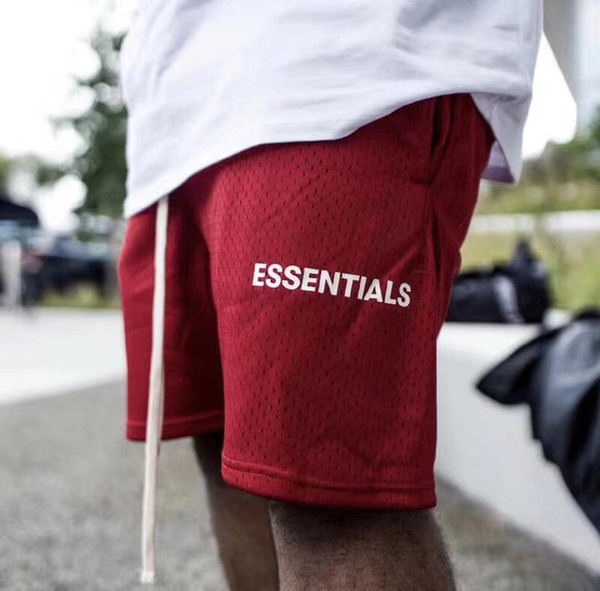 Shorts rouges