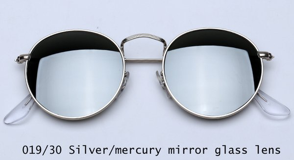 019/30 Silber / Quecksilber-Linse