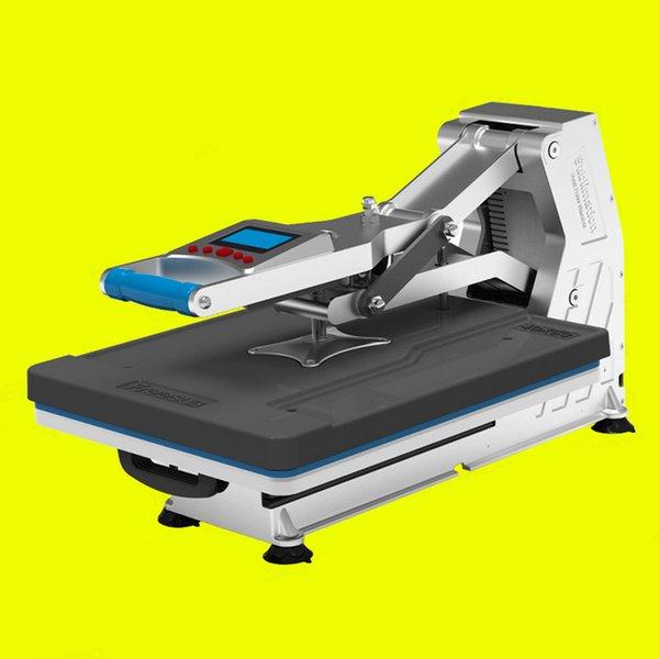 1pc numérique Machine d'impression T-shirt LCD avec le stockage de données, usinage réglable Nombre / Temps Imprimantes Sublimation